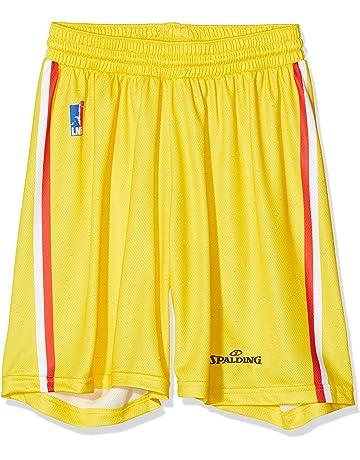 Unisex-Bambini Pantaloncini da Basket JL Bourg Short Officiel Domicile 2018-2019