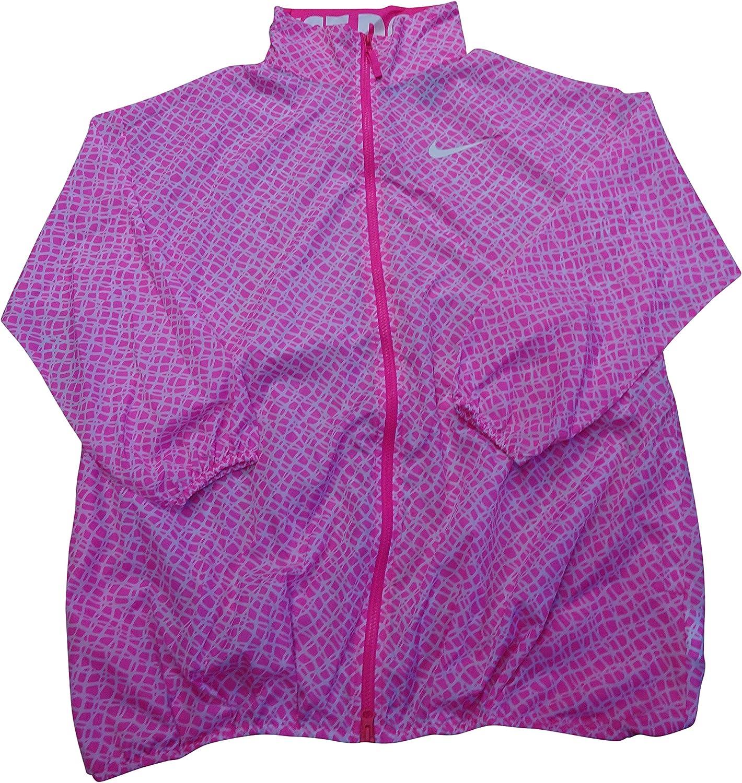 Nike Womens Oversized Festival Printed Running Jacket 725822
