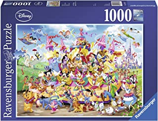 Ravensburger Ravensburger - Disney Carnival Characters Puzzle 1000pc Jigsaw Puzzle