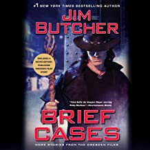 brief cases dresden files audiobook