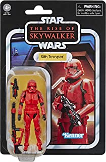 Star Wars The Vintage Collection The Rise of Skywalker Sith Trooper Toy, 3.75