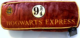 Universal Studios Wizarding World of Harry Potter Diagon Alley Luxurious Plush Pillow Hogwarts Express 9 3/4 Train