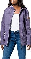 Amazon-Marke: Hikaro Damen Jacke mit Stehkragen