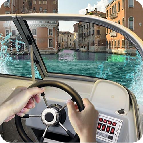 Drive Boat Venezia Simulator