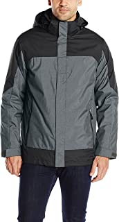 32° DEGREES Men's 3-In-1 Systems Color-Block Jacket