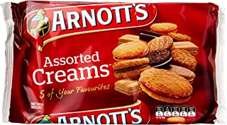 Arnott's Assorted Creams Biscuits, 500 Grams