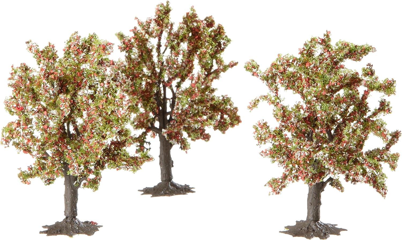 Noch 25112 Fruit Pink Blossom 31 8 3  H0Tt Scale Model Kit