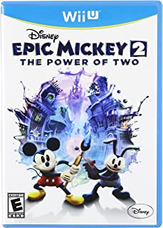 Epic Mickey 2: The Power of Two - Nintendo Wii U