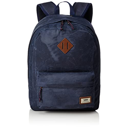 Vans Old Skool Plus Backpack Mochila, 44 cm, 23 L, Dress blaus Heather