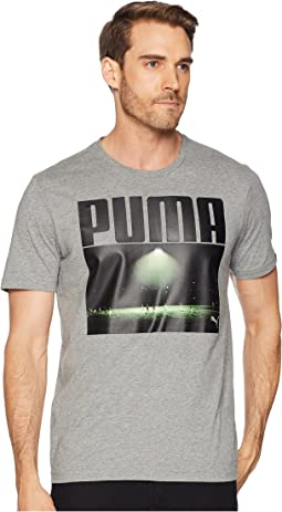 Photoprint Floodlight Tee
