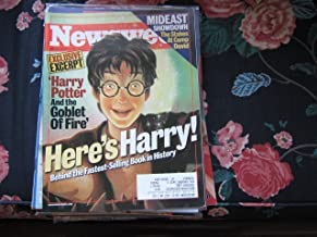 Newsweek Magazine (Harry Potter...The Fastest Selling Book In History)