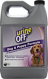 Urine Off Odor and Stain Remover Dog Formula, 1 Gallon