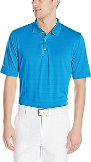 Men's Short Sleeve Opti-Vent Open Mesh Polo