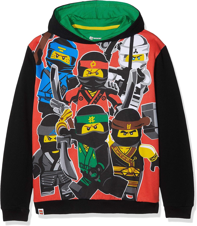 Lego Ninjago Boys' Lego Ninjago Sweatshirt : Amazon.de: Fashion