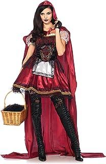 Leg Avenue Women's Red Riding Hood Costume