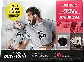 Best speedball stencil screen printing kit Reviews