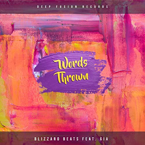 Words Thrown (Feat. GIA) de Blizzard Beats en Amazon Music ...