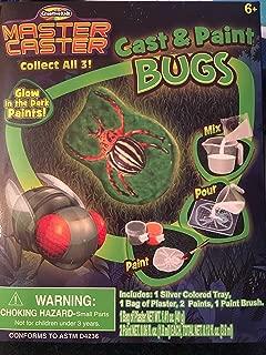 Cast & Paint Bugs Master Caster