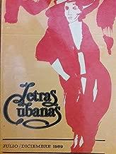Letras cubanas revista.julio-diciembre de 1989.numero 12.ano III.
