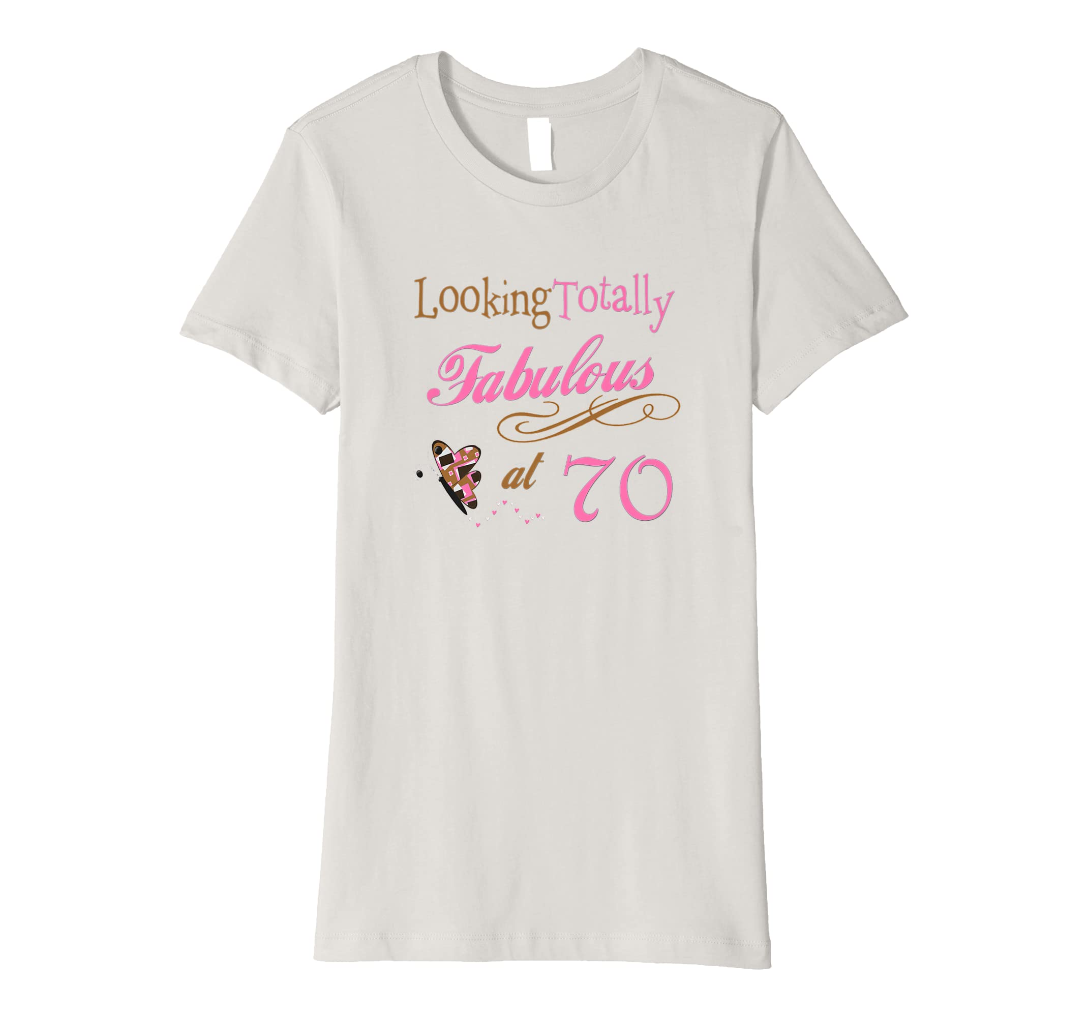 Amazon Cute 70th Birthday T Shirts