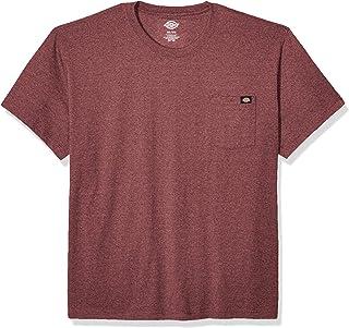 Dickies Men's Heavyweight Crew Neck Short Sleeve Tee Big-Tall T-Shirt