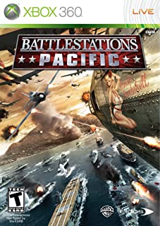 battle of pacific game