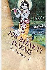 108 Bhakti Poems Volume 2 Kindle Edition
