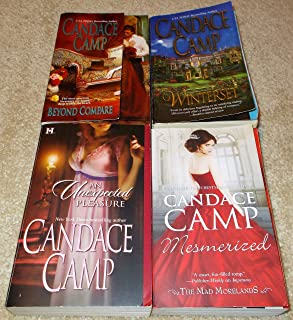 Moreland Family Series: 1. Mesmerized 2. Beyond Compare 3. Winterset 4. An Unexpected Pleasure