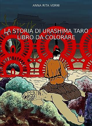 La storia di Urashima Taro: libro da colorare