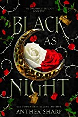 Black as Night: A Dark Elf Fairytale Romance (The Darkwood Trilogy Book 2) Kindle Edition