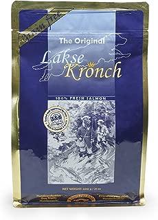 lakse kronch dog treats