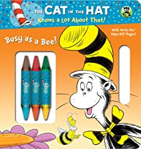 Busy as a Bee! (Dr. Seuss/Cat in the Hat) (Write-On/Wipe-Off Activity Book)