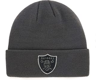 brand new d617f daaa7 OTS NFL Adult Men s NFL Raised Cuff Knit Cap