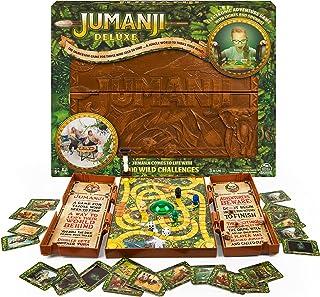 Jumanji Deluxe Game ، نسخه الکترونیکی همهجانبه بازی رومیزی کلاسیک ماجراجویی ، اکنون با چراغ ها و صداها