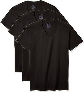 [ヘインズ] Tシャツ 3枚組 綿100% 3P Essential VネックTシャツ グローバルバリューライン トップス HM1EG753 メンズ