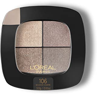 L'Oreal Paris Colour Riche Eye Pocket Palette Eye Shadow, Boudoir Charme, 0.1 oz.