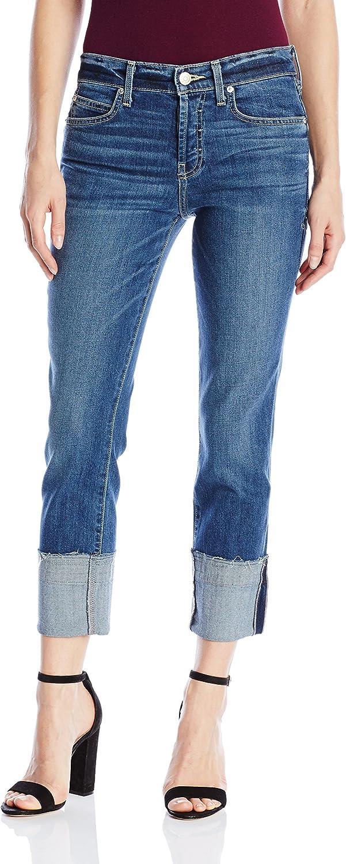 Level 99 Women's Morgan Slouchy StraightLeg Jean