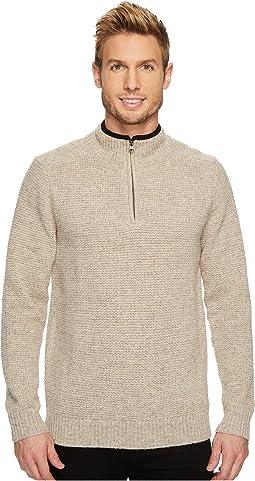 Pendleton - Shetland 1/2 Zip Sweater