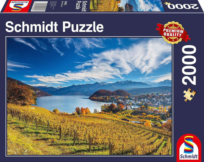 Schmidt Vineyards Jigsaw Puzzle (2000 Pieces)