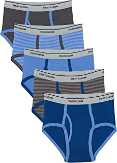Fruit of the Loom Boys' Fashion Brief (Pack of 5)