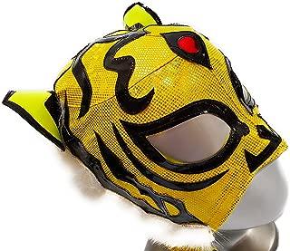 Rafale 666 Tiger MASK Wrestling MASK Luchador Costume Wrestler Lucha Libre Mexican Maske