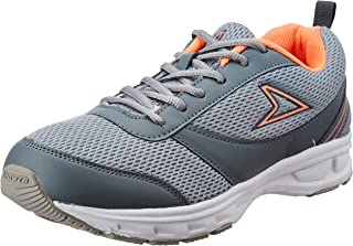 Power Women's Might Orange Running Shoes-5 UK (38 EU) (7.5 US) (5393002)