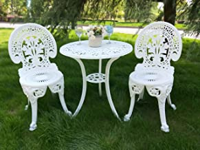 Best cast iron outdoor patio furniture Reviews