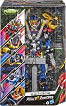 Power Rangers Beast Morphers Beast-X Ultrazord Ultimate Collection Includes All 5 Converting Zord Action Figures (Amazon E...