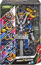 Power Rangers Beast Morphers Beast-X Ultrazord Ultimate Collection Includes All 5 Converting Zord Action Figures (Amazon Exclusive)