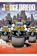 Judge Dredd Origins Kindle Edition
