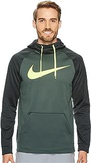 green vintage nike sweatshirt
