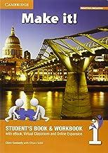 Permalink to Make it! Student's book-Workbook-Companion book. Per la Scuola media. Con e-book. Con espansione online: Make It! Level 1. Student's Book/Workbook, … Interactive eBook with Audio [Lingua inglese] PDF