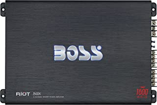 BOSS Audio pt1600/Phantom 1600/W 2/canali classe A//B amplificatore