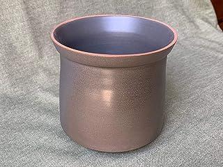 Jarrón de cerámica lacado